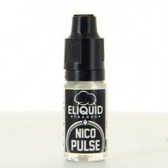 Nicotine Booster Eliquid France Nicopulse 50/50 10ml / 20mg