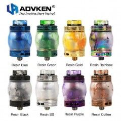 Advken Manta RTA Resin Version 24mm